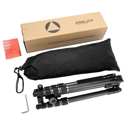 Fotostativ-G22-mit-Kugelkopf-Kingjoy (4)