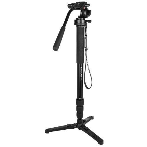Kingjoy-Monopod-Videokopf-MP4008 (1)