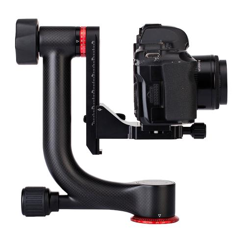 Kingjoy Carbon Gimbal Head KH6900C