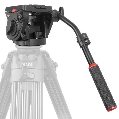 VT3530 Fluidneiger Videokopf