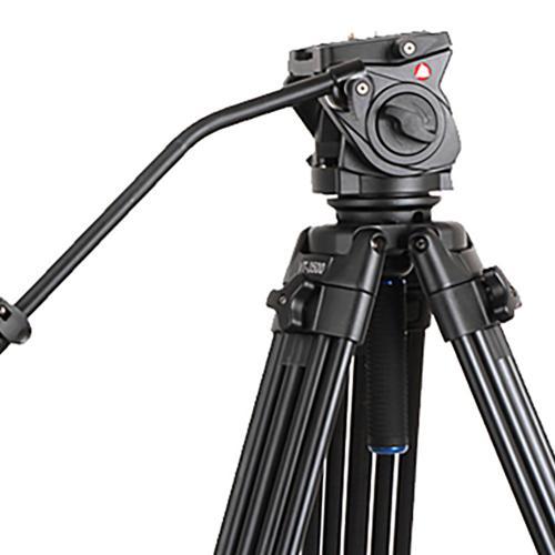 Videotripod-VT3500-mit-Fluidneiger-VT3530-Kingjoy (12)